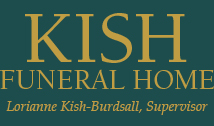 Kish Funeral Homes Logo 1